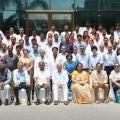 4.  Symposium on e-Hospital Technologies presided by Shri P K Sinha, Cabinet Secretary