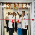 2. Inauguration of HDU in AB1 ward by the Director