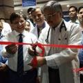 2.  Inaugurated Gait Lab on 15th March in Deptt. of Orthopaedics